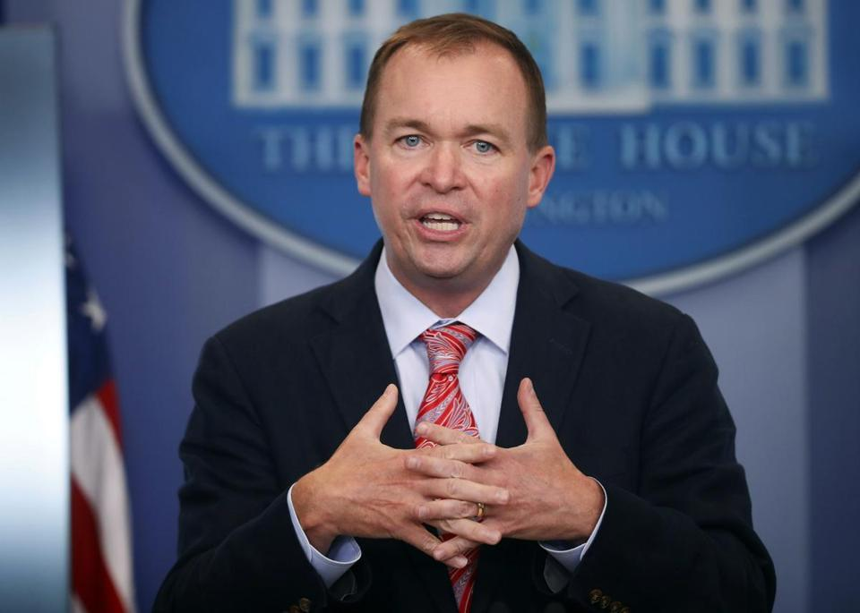Mulvaney: Moore Accusations 'Credible' But 'I Don't Know Who To Believe'