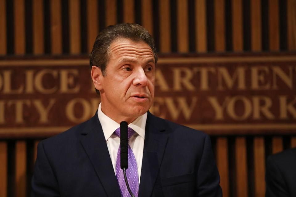 Ex-DMV worker: New York Gov. Cuomo ignored sex assault claims
