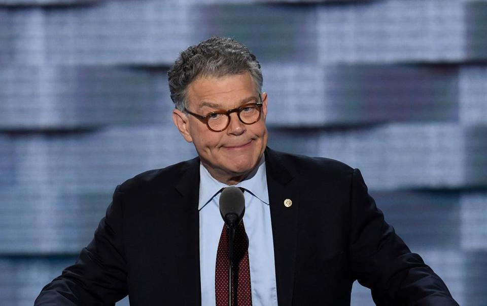 2nd Woman Accuses Franken of Inappropriate Touching
