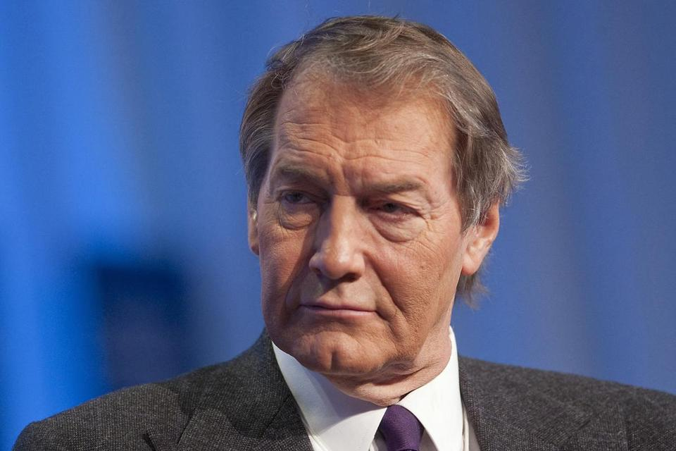 PBS and Bloomberg said they were immediately halting distribution of Charlie Rose's interview program and CBS News suspended him.