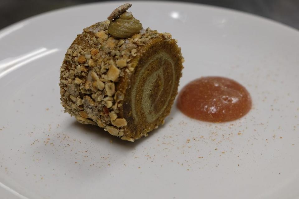 The Pumpkin Roll at Tapestry.