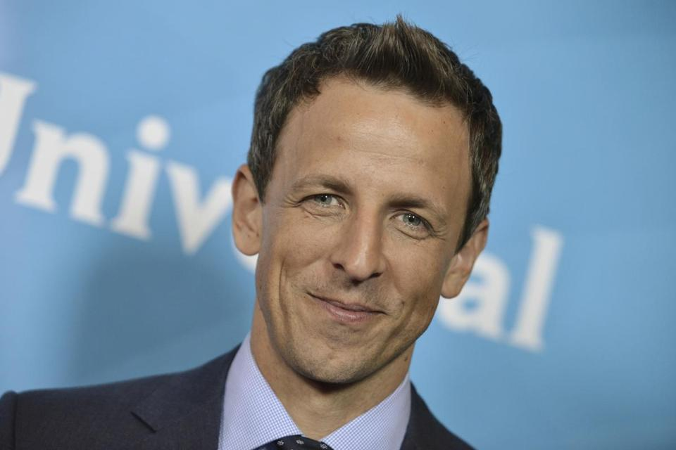 Seth Meyers to host the 2018 Golden Globes