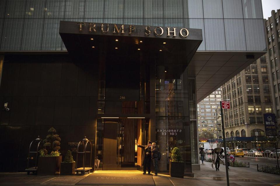 The Trump Organization Is Bailing on Its Struggling SoHo Hotel
