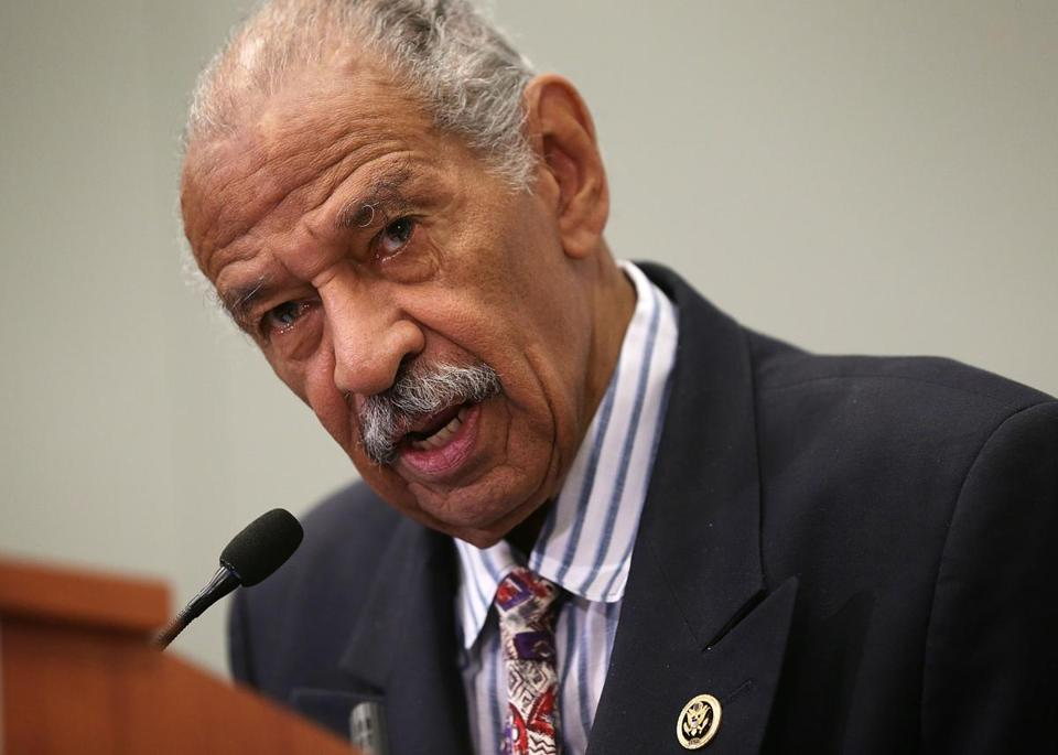 Representative John Conyers, Democrat of Michigan, is the latest politican to be accused of sexual misconduct.