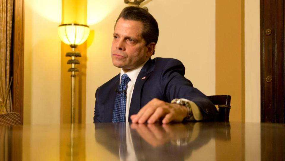 Anthony Scaramucci threatens to sue Tufts student newspaper for defamation