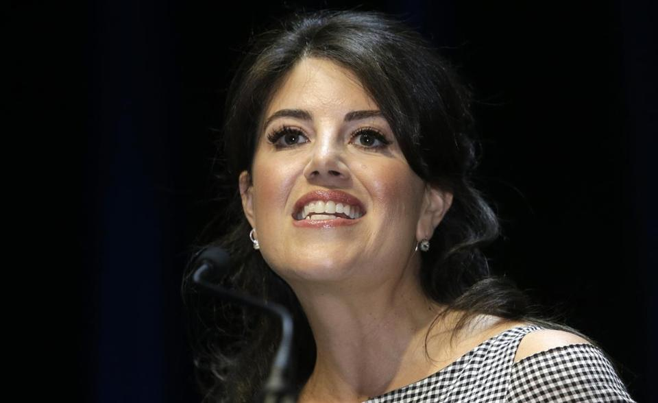 Clinton affair was abuse of power: Lewinsky