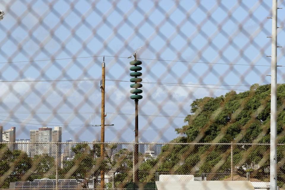 Hawaii dusts off nuclear attack warning siren