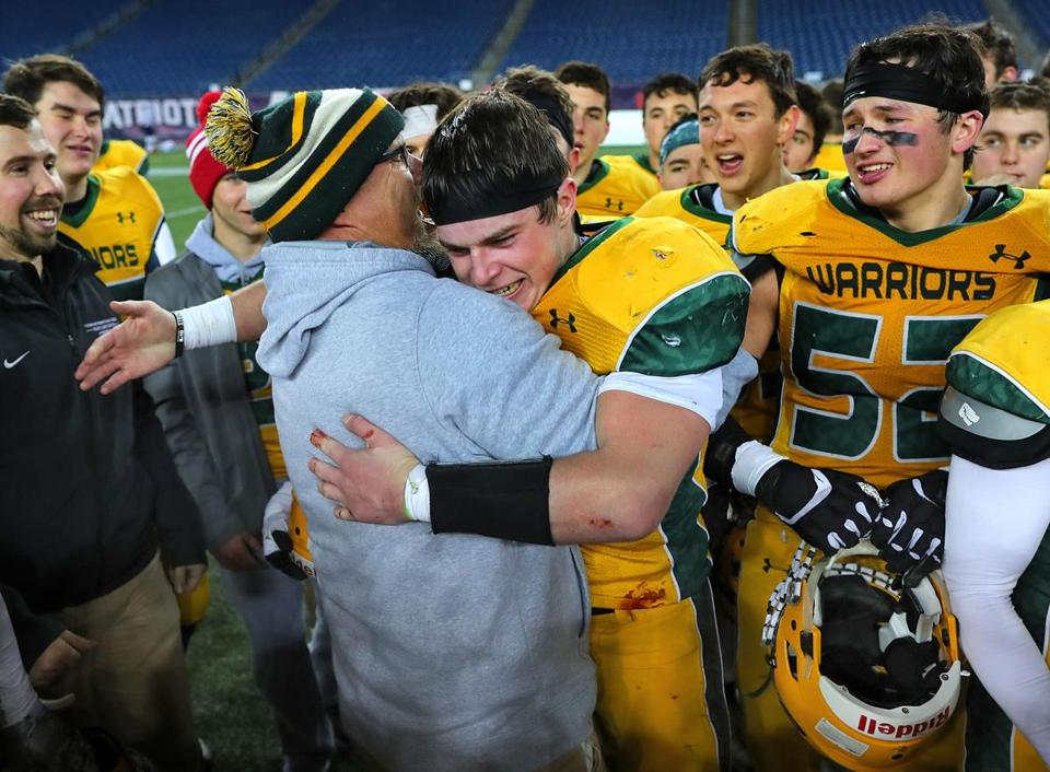 King Philip won its second straight Super Bowl.