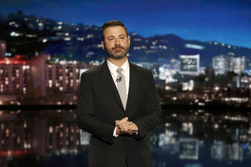 Jimmy Kimmel's baby son has 'successful' second heart surgery