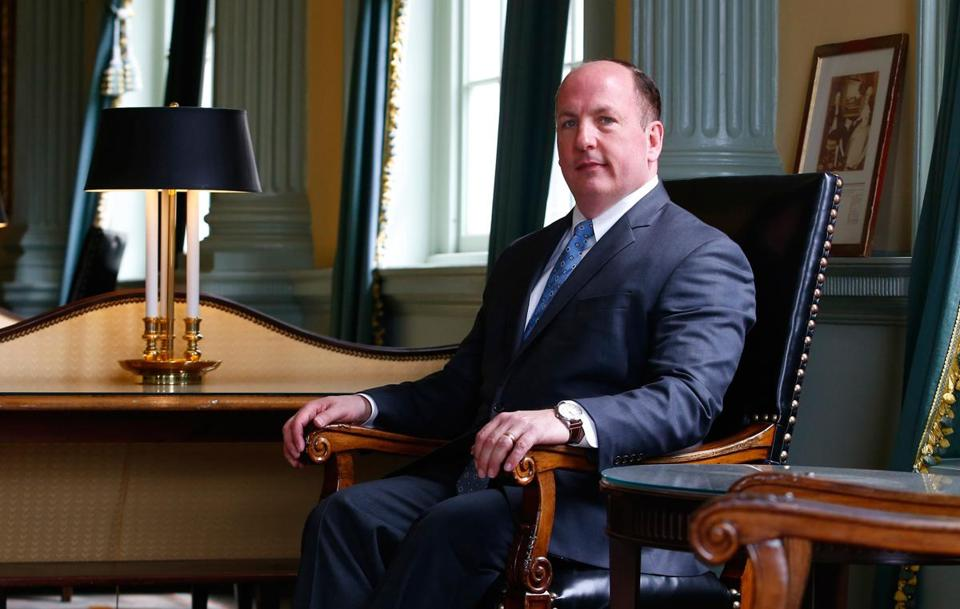 Former Mass. State Sen. Brian Joyce Is Charged With Accepting Bribes