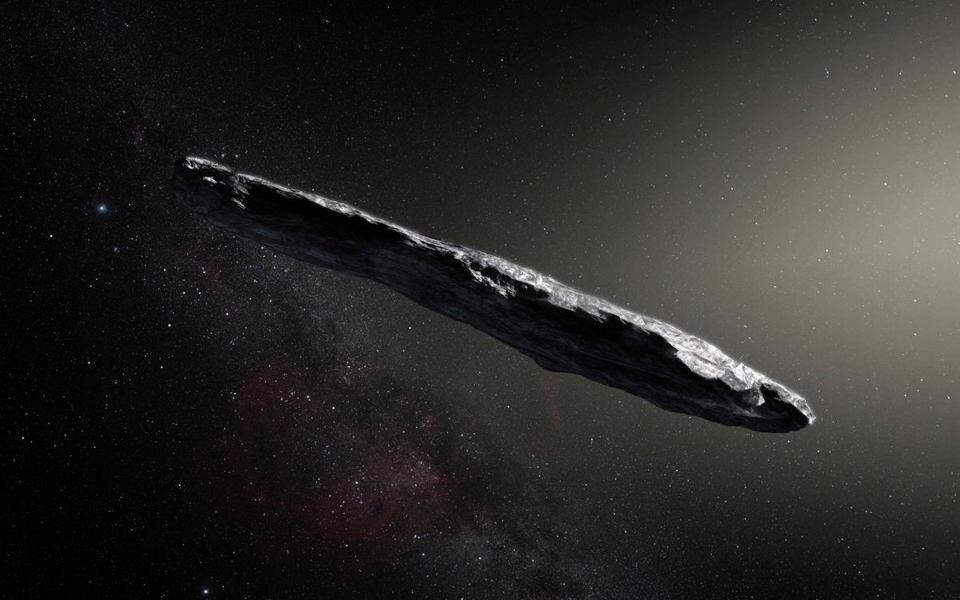 Scientists Studying 'Alien Comet' for Signs of Life