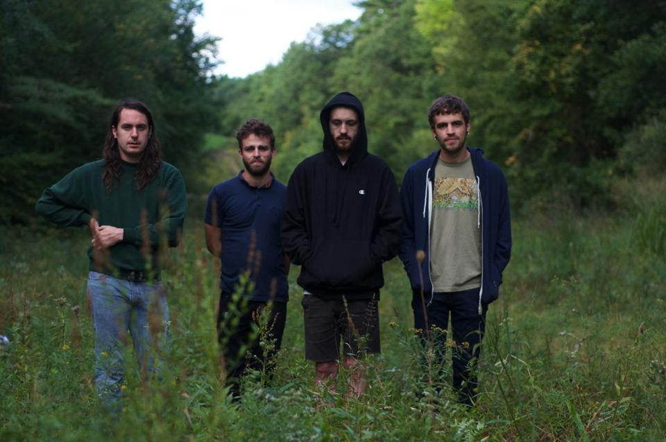 The Hotelier perform at the Sinclair on Friday.