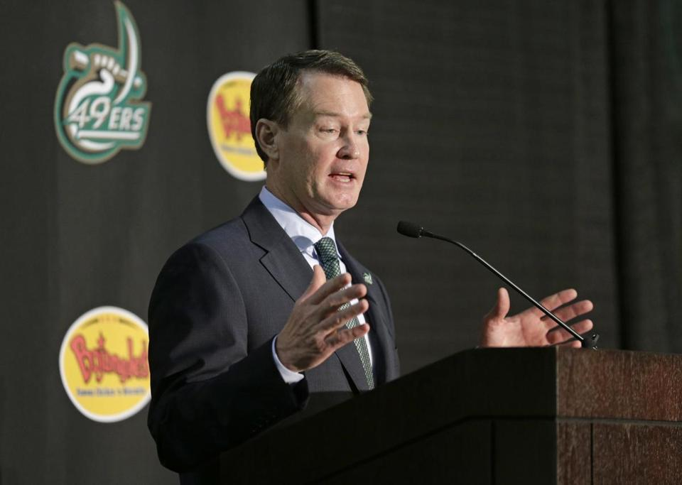 A 3-6 start to the season cost former NBA All-Star guard Mark Price his job as head coach at Charlotte.