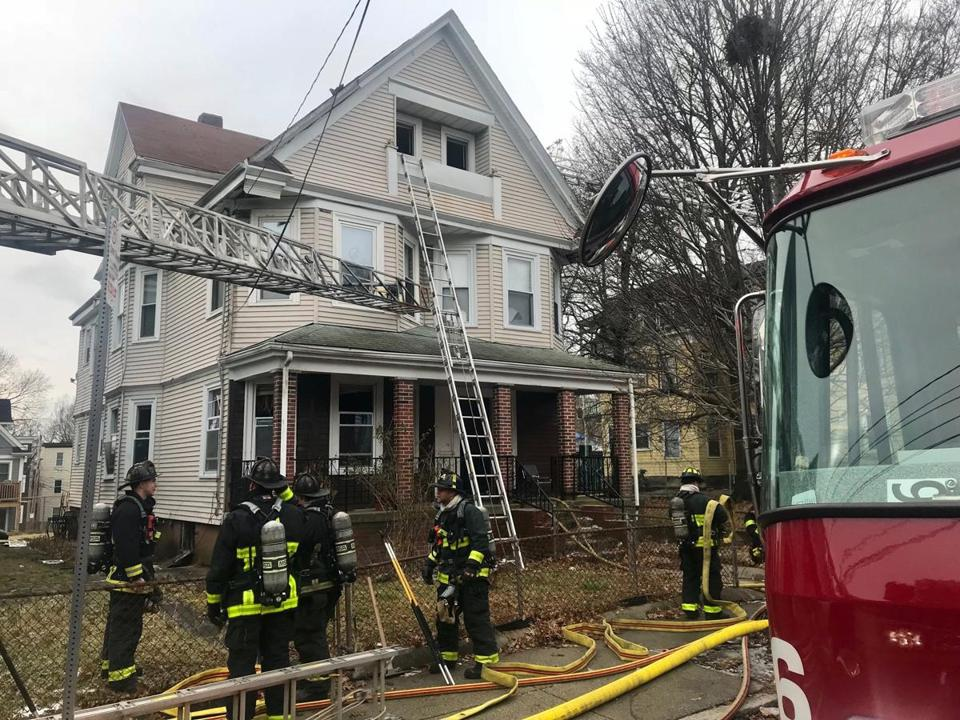 Family of four displaced after house fire in Richmond