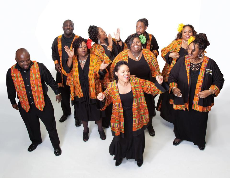 "18todo - ""Joyful Noise Gospel Concert."" (Harlem Gospel Choir)"