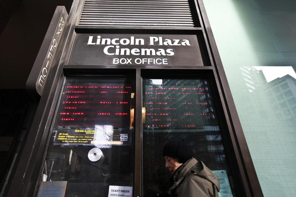 Dan Talbot operated the Lincoln Plaza Cinemas, which opened in 1981. It is scheduled to close on Jan. 28.