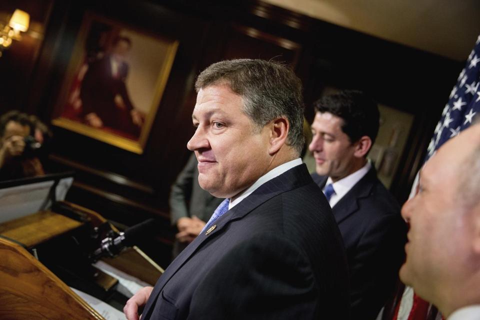 Rep. Bill Shuster won't seek re-election