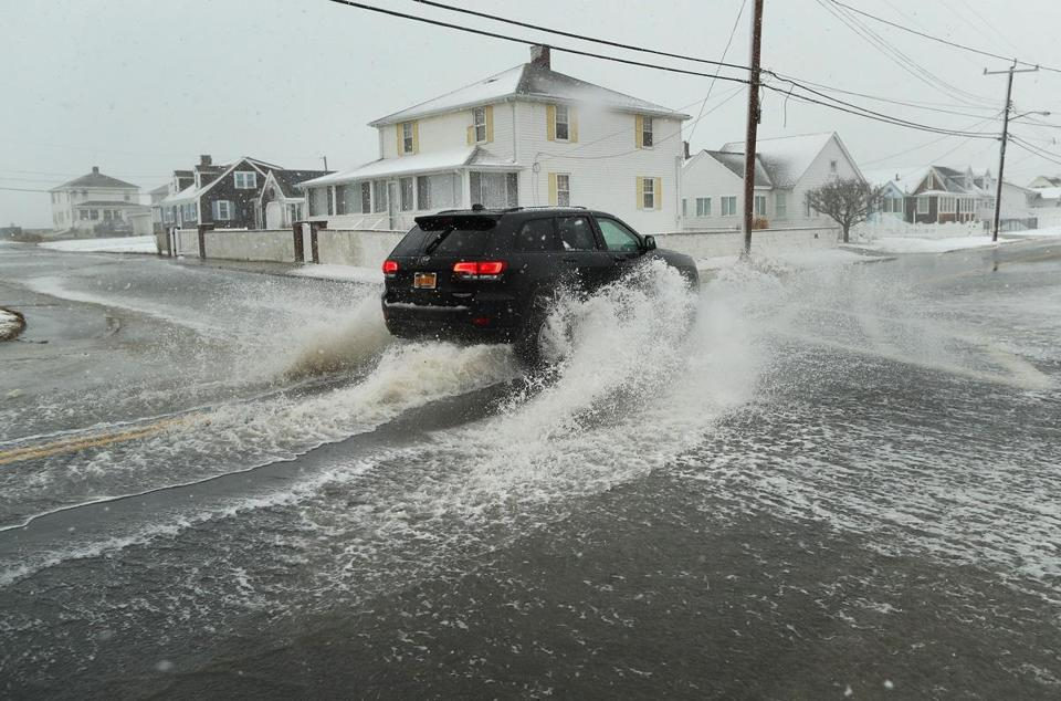 Ocean Street in Marshfield.