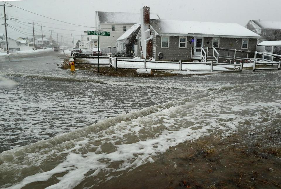 West Brook Street in Marshfield.