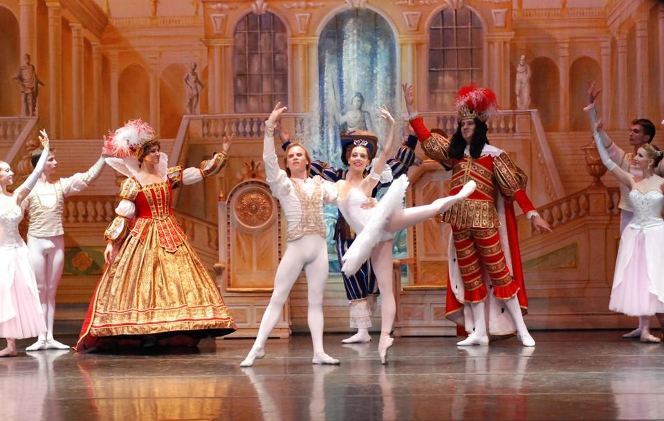 "State Ballet Theatre of Russia will perform Tchaikovsky's ""Sleeping Beauty"" in Stowe, Vt., Jan. 27."