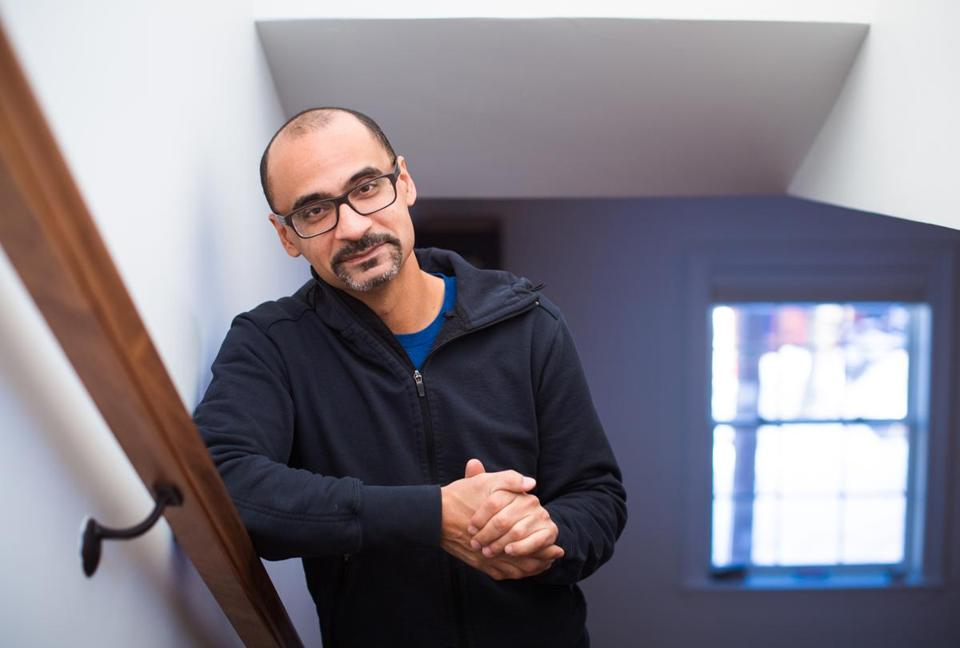junot diaz on becoming a writer Write from the heart walk through that door don't ever really give up junot diaz  on how he discovered who he was really meant to be.
