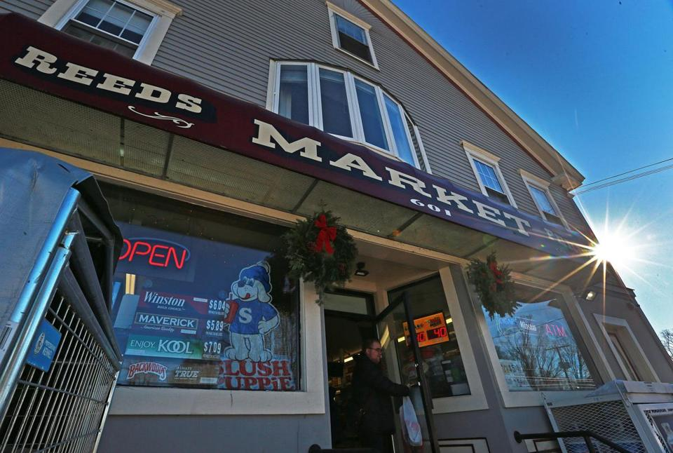 The winning Powerball ticket was sold at Reeds Ferry Market in Merrimack, N.H.