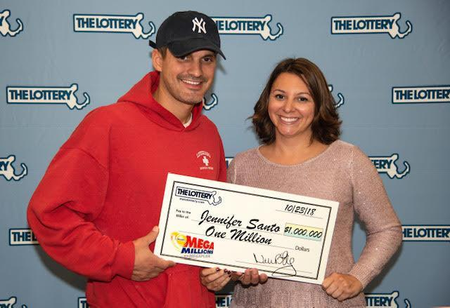 MA nurse wins big in Mega Millions drawing