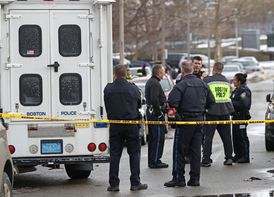 1 dead, 2 injured in back-to-back Boston shootings