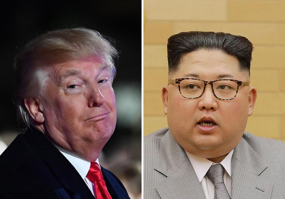 Trump suggests he's developed a positive relationship with Kim Jong