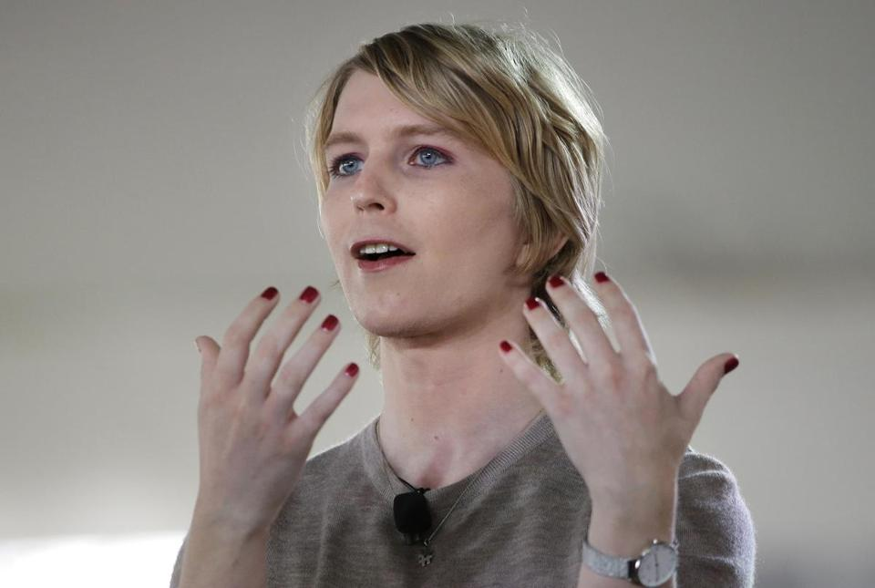Chelsea Manning appears to be running for US Senate