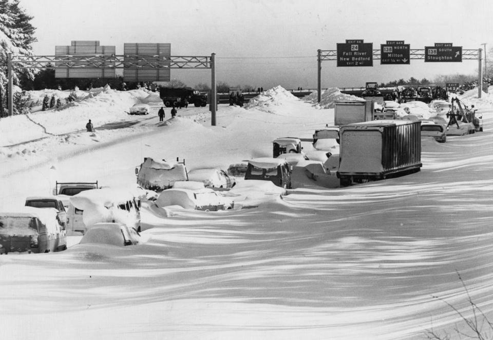 40th anniversary of the Blizzard of '78