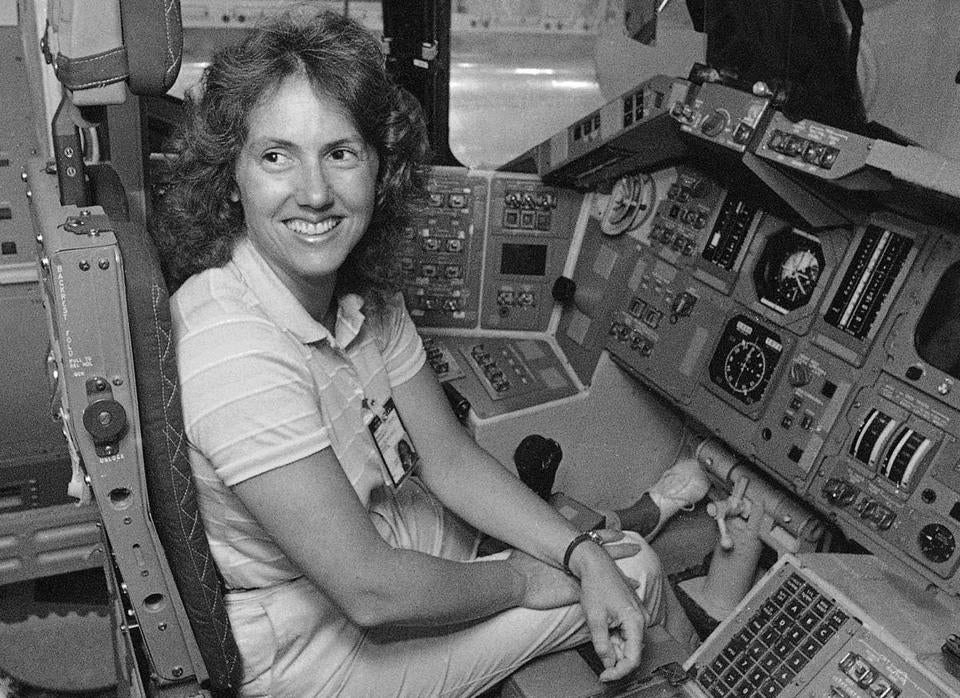 Christa McAuliffe's lessons taught 32 years later