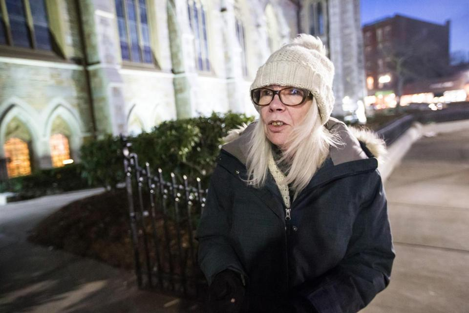 Kelly Thatcher has been a parishioner at the Cathedral of the Holy Cross since 1986.