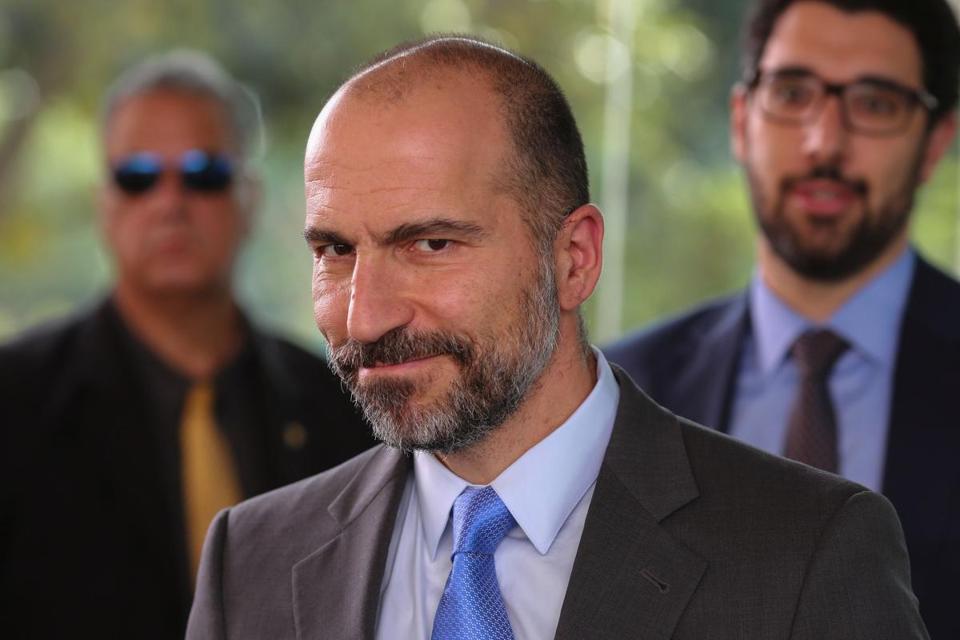 Uber to be profitable within 3 years: CEO Dara Khosrowshahi
