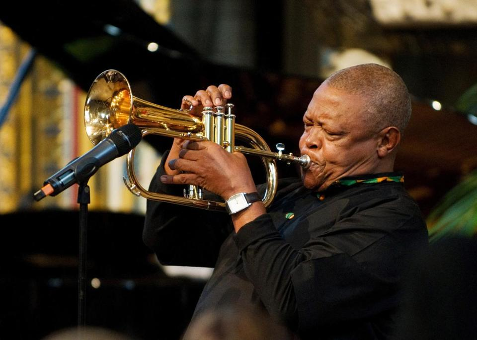 Mr. Masekela started playing the horn at 14 and quickly became an integral part of the 1950s jazz scene in Johannesburg.