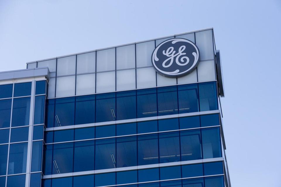General Electric Co (GE) Position Raised by Salient Trust Company Lta