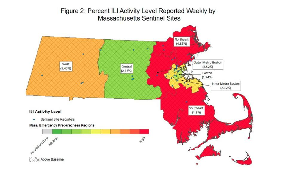 Connecticut Offers Vaccines To Combat Flu Season