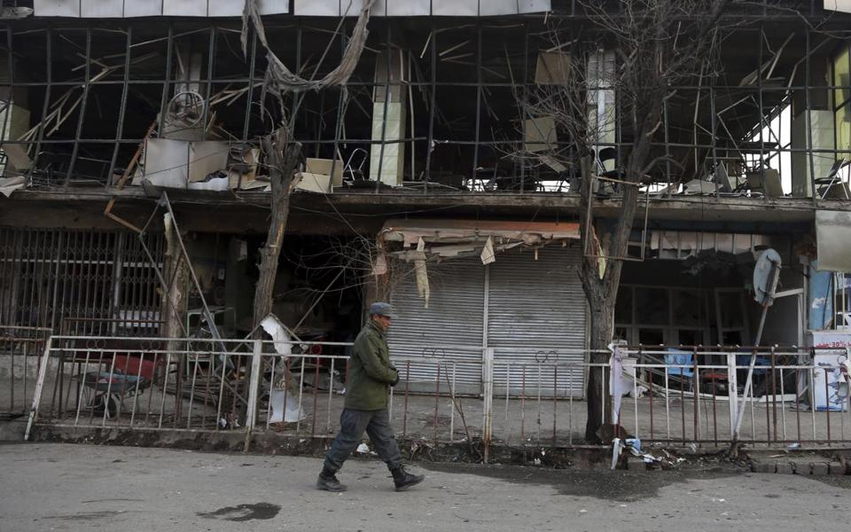 Ukrainian citizens not injured in Kabul explosion on Saturday