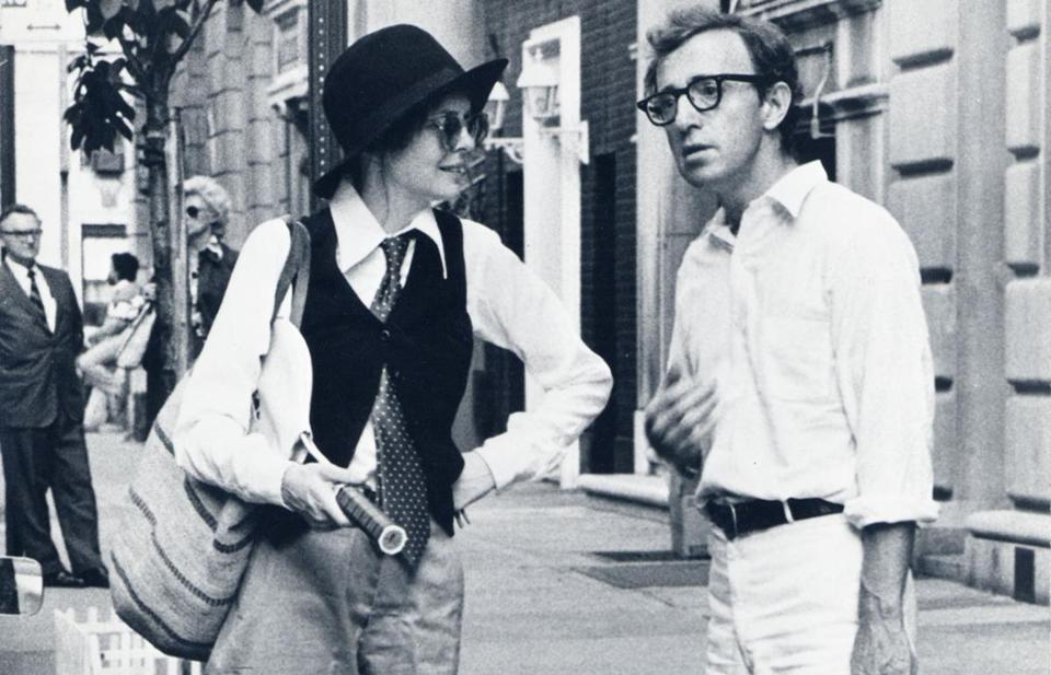 Diane Keaton defends Woody Allen against molestation accusation