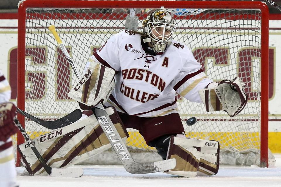 04nonoteworthy -- Katie Burt, Boston College Hockey (Boston College Athletics)