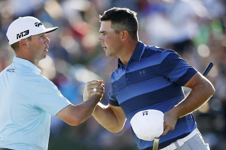 Jayhawk fans celebrate super Sunday for Gary Woodland