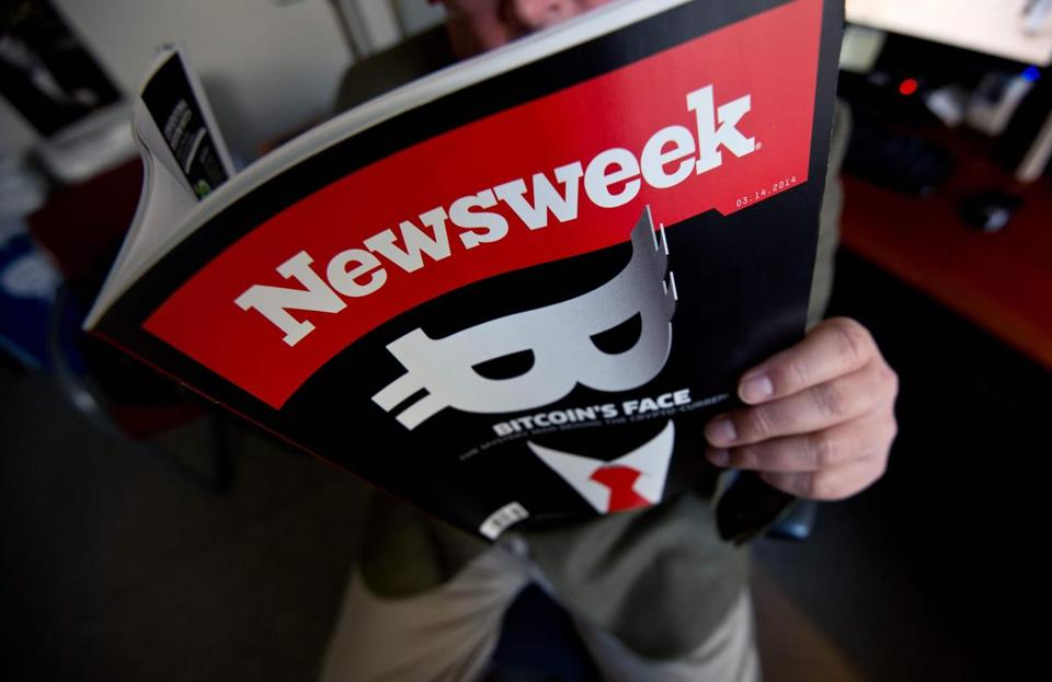 Newsweek was bought by IBT Media in 2013. Last year, the company changed its name to Newsweek Media Group.