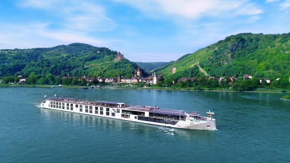Luxury ocean cruise companies like Crystal are launching river ships like the Crystal Bach and crafting unique itineraries
