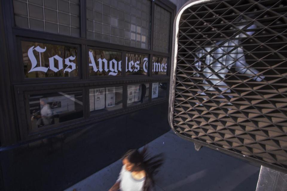 Billionaire Los Angeles doctor Patrick Soon Shiong is buying the Los Angeles times for $500 million