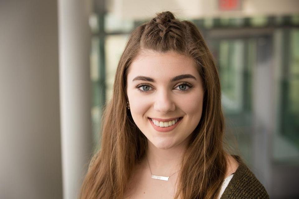 Victoria Crovo is a freshman at the University of Massachusetts Amherst.