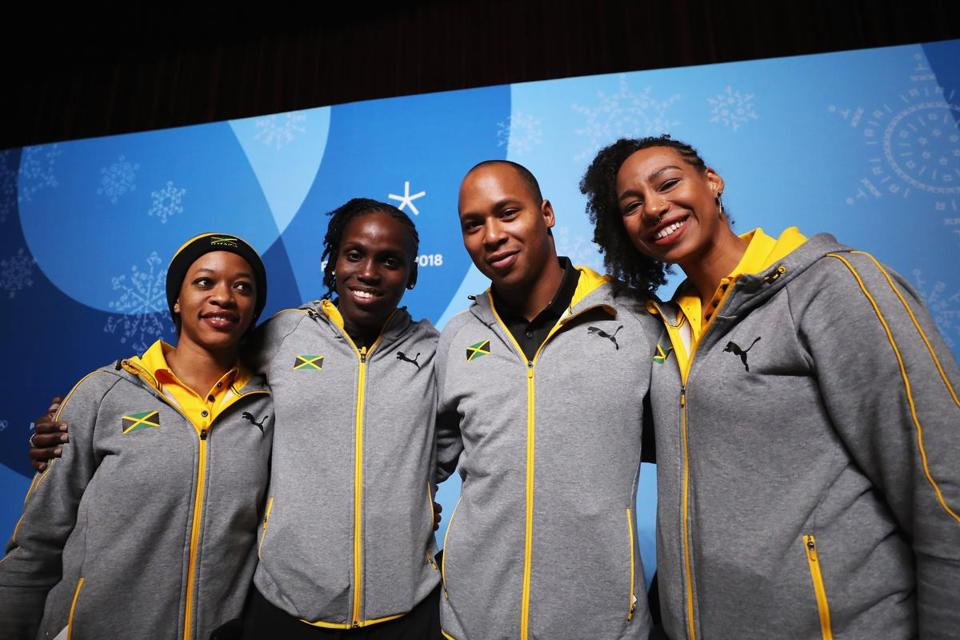 Watch This Jamaican Bobsledder's Tearful Plea For Range At Winter Olympics