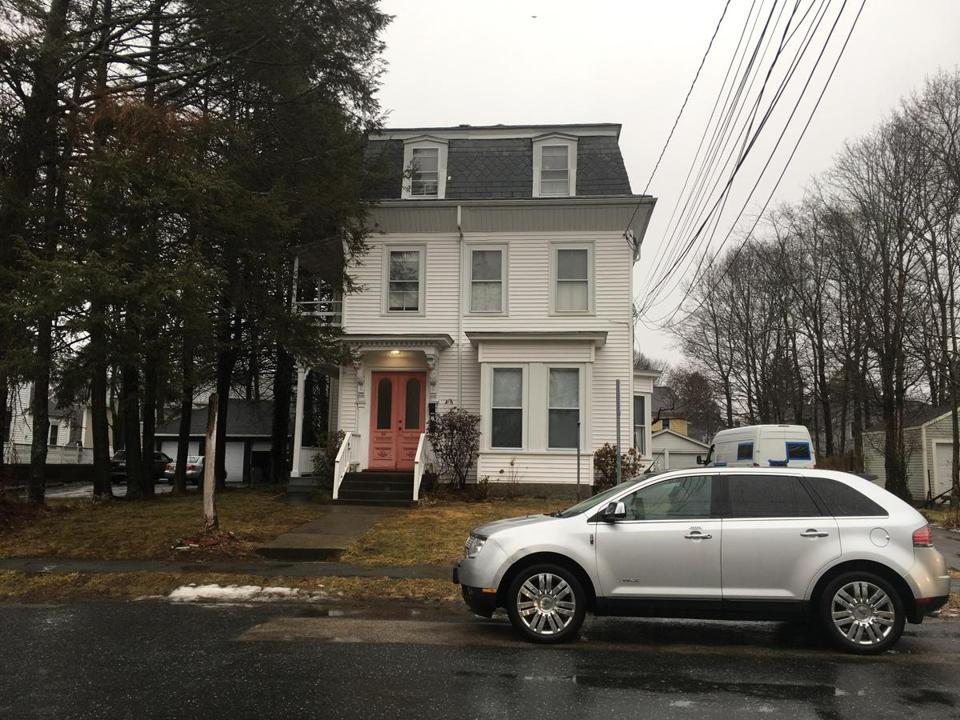 Needham man killed girlfriend, stabbed parents