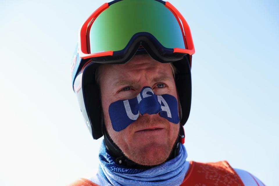 Ted Ligety made his Olympic debut at Turin in 2006.