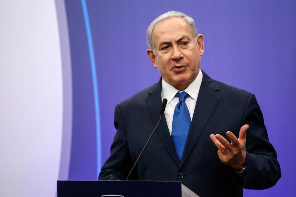 Benjamin Netanyahu has tried to discredit findings of the police investigation that ended with the suggestion that corruption charges be filed against the Israeli prime minister.