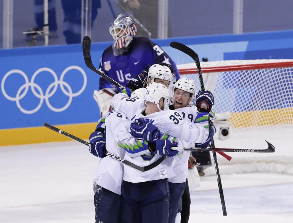 Here's the moment Slovenia ripped out Team USA's heart in OT